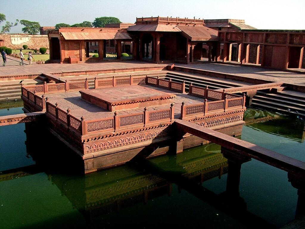 Anup Talao Fatehpur Sikri