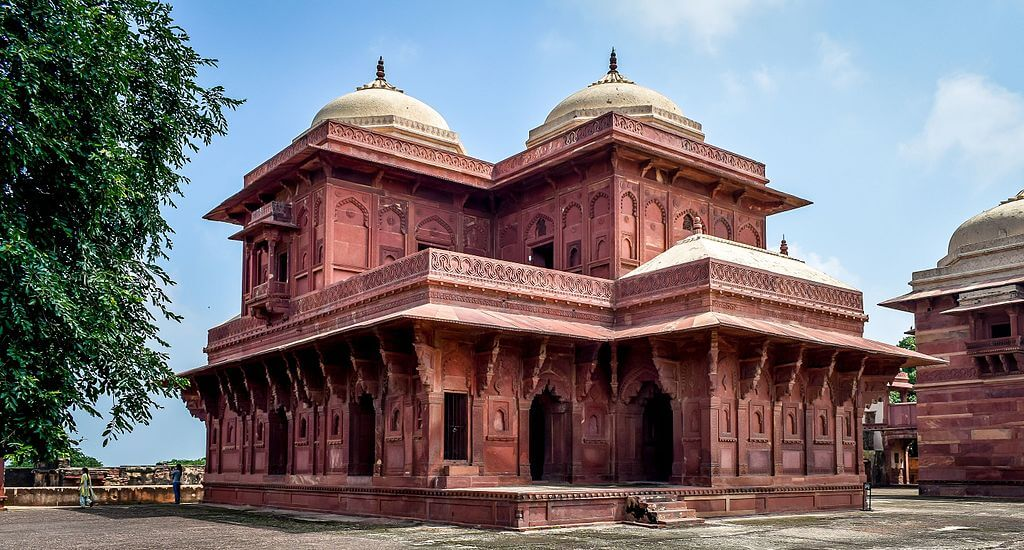 Birbal House at Fatehpur Sikri