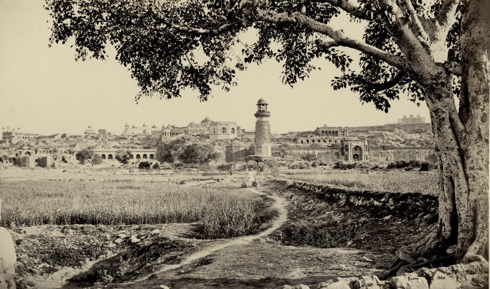 Fatehpur Sikri Old View