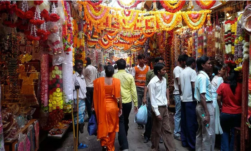 Kinari Bazaar, Agra