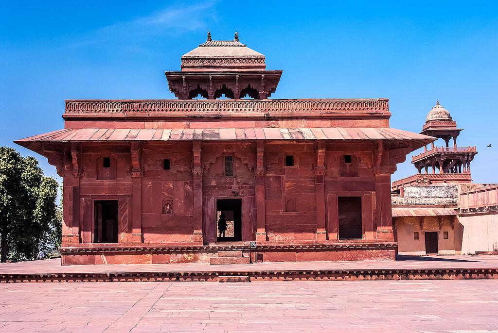 Mariam-uz-Zamani's Palace fatehpur sikri