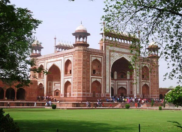 Agra Masoleum