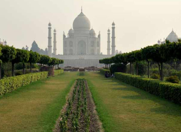 5 Days Taj Mahal Holidays