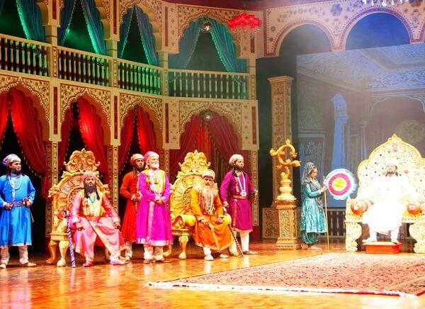 Mohabbat–The–Taj Show