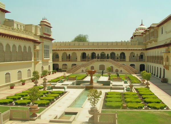 Ram Bagh, Agra