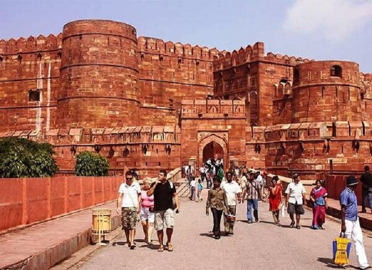 Raed Fort Agra