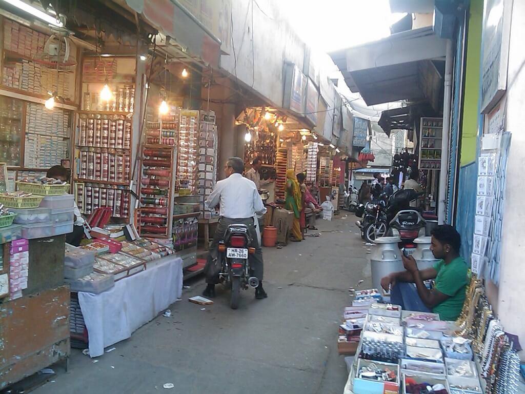 Sadar Bazaar, Agra