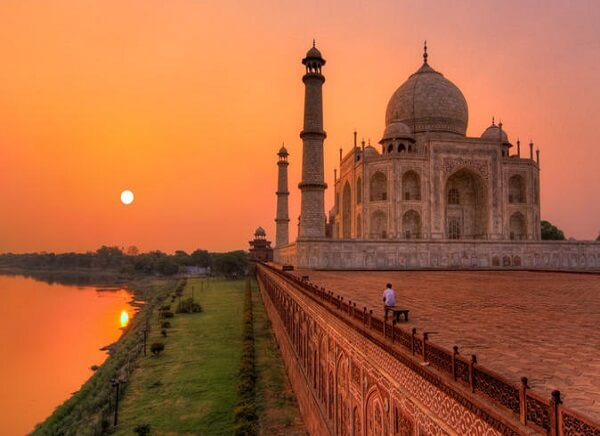 8 Days Taj Mahal Tours with Gwalior