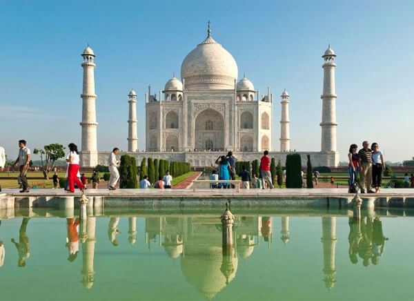 12 Days - Taj Mahal Tour and Tiger Safari