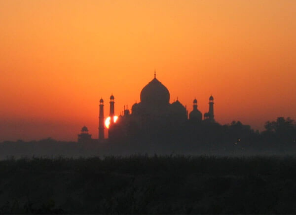 2 Days Taj Mahal Sunrise and Sunset Tour