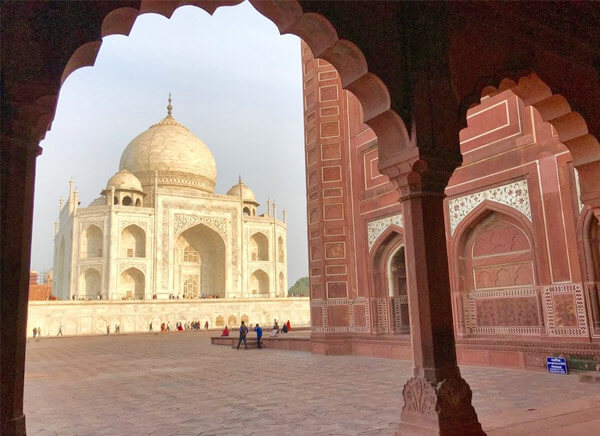 10 Days - Heritage with Taj Mahal Tour