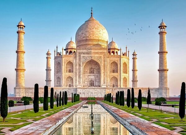 Taj Mahal North India Heritage