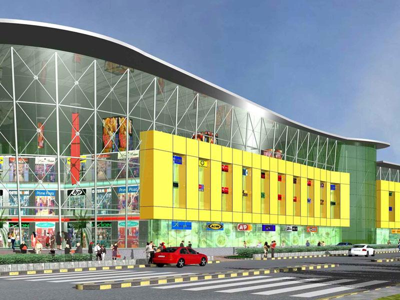 TDI Mall, Agra