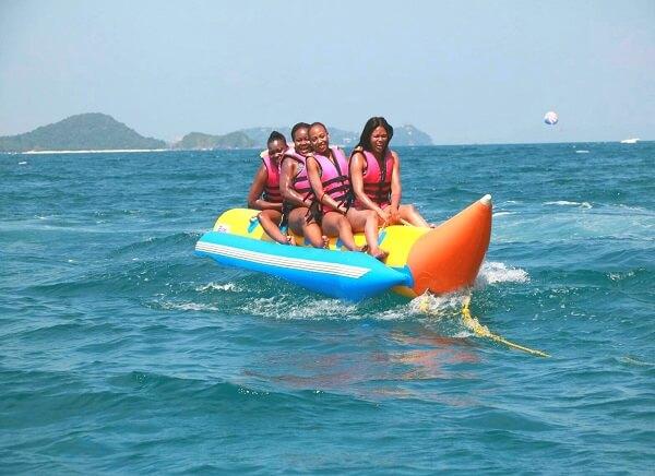 Coral Island Adventure Activity