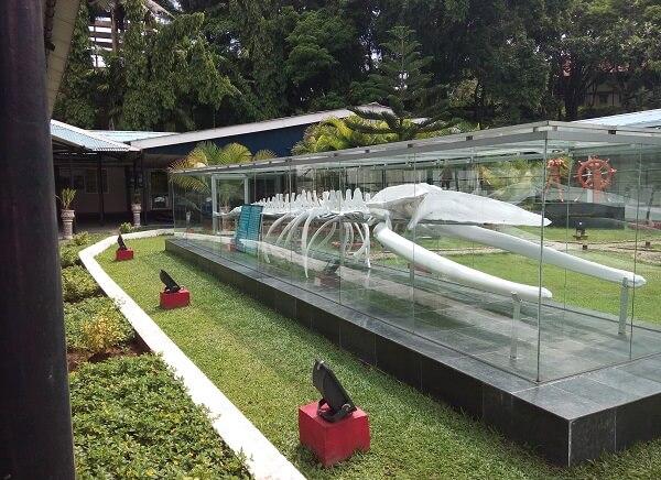 Samudrika Museum at Port Blair