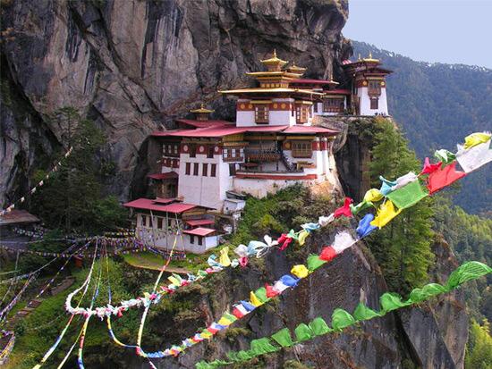 Taktsang Lhakhang Monastery