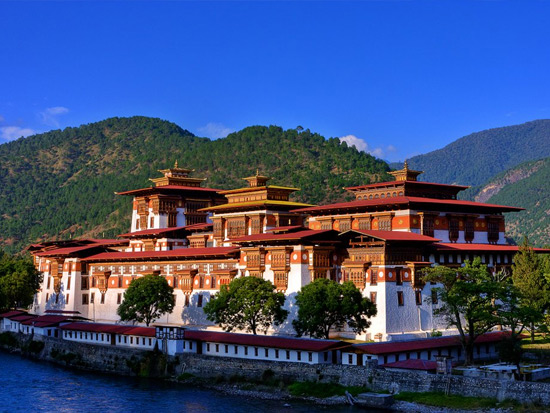 Punakha Dzong Monastery