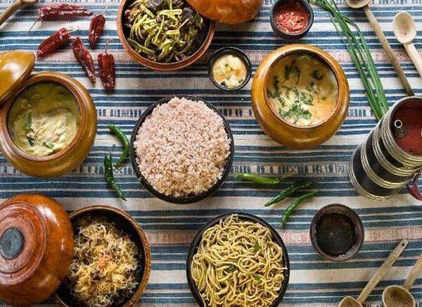 Foods in Bhutan