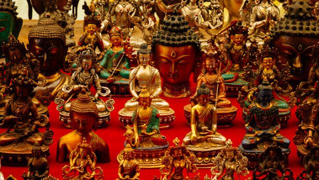 Buddhist Sculpture, Bhutan