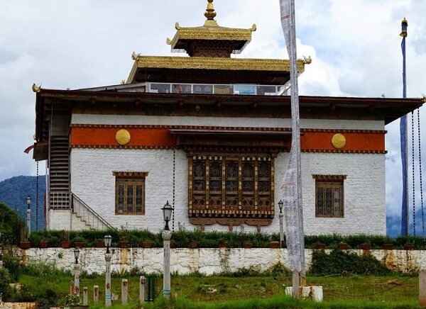 Sangchhen Dorji Lhuendrup Lhakhang Nunnery