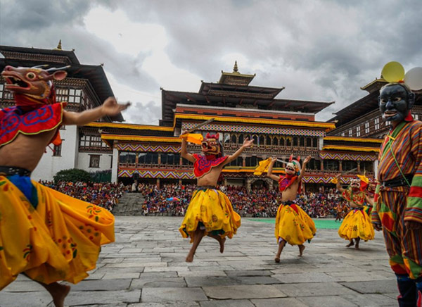 3 Nights 4 Days in Bhutan