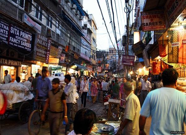 Chandani Chowk Market