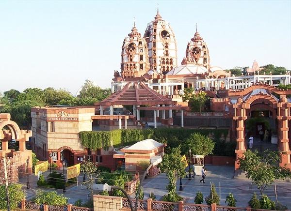 Lotus Temples