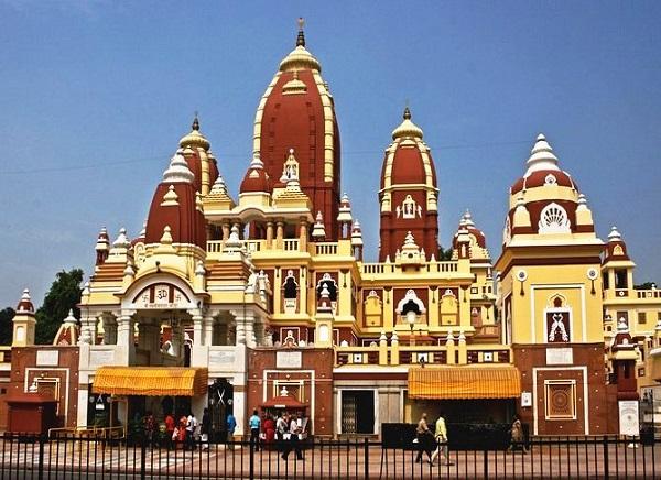 Jain Temple, Delhi