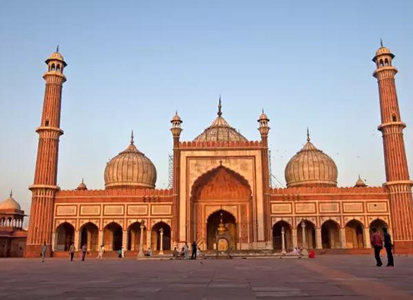 Jama Maszid Delhi