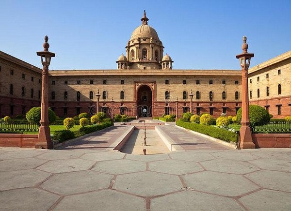 President House, Delhi