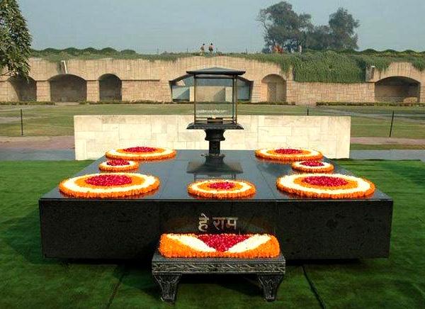 Raj Ghat Delhi - Attraction of Raj Ghat