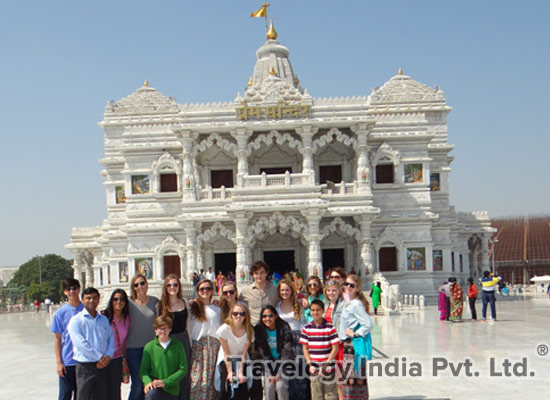 8 Days Rajasthan Agra With Mathura Vrindavana Tour