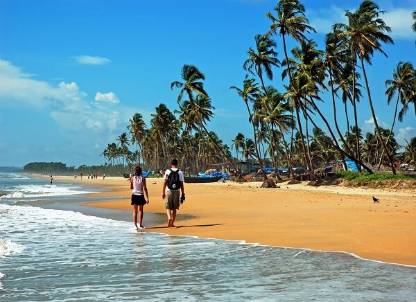 Anjuna Beaches, Goa