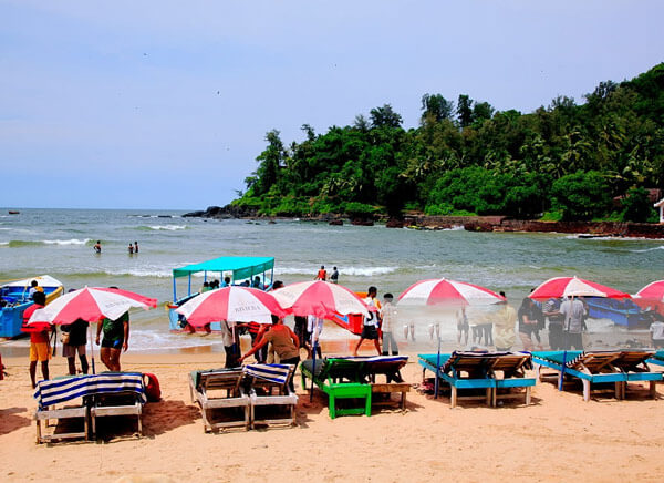 9 Days Golden Triangle with Goa Tour