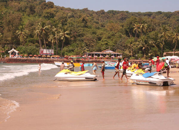 4 Days Goa Beaches Tour