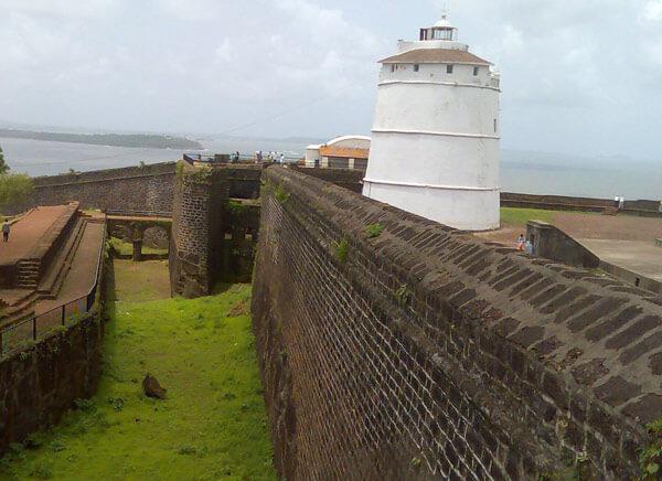 Image result for Chapora Fort