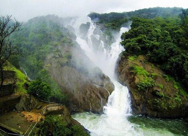 Dudhsagar Goa tour