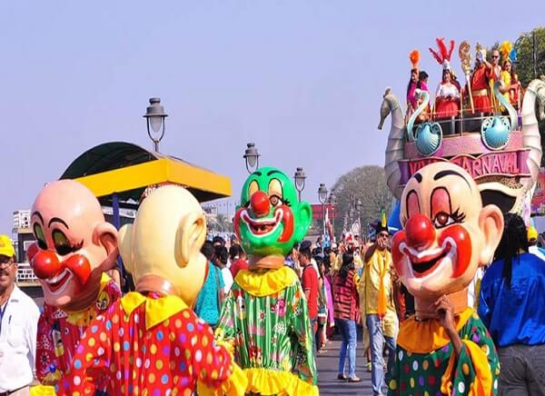 8 Days Goa Carnival Tour with Mumbai