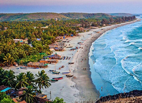 18 Days North India with Goa Vacations