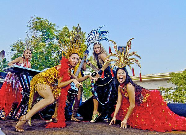 8 Days - Goa Carnival Tour