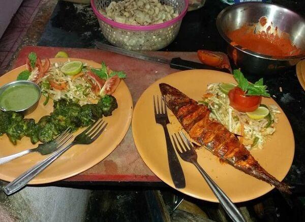 Goa Cooked