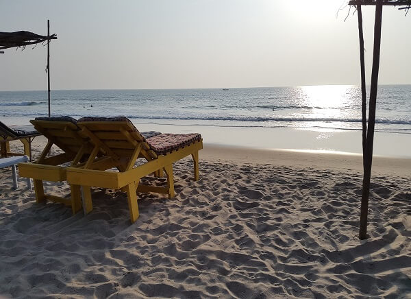 Kerim Beach Goa
