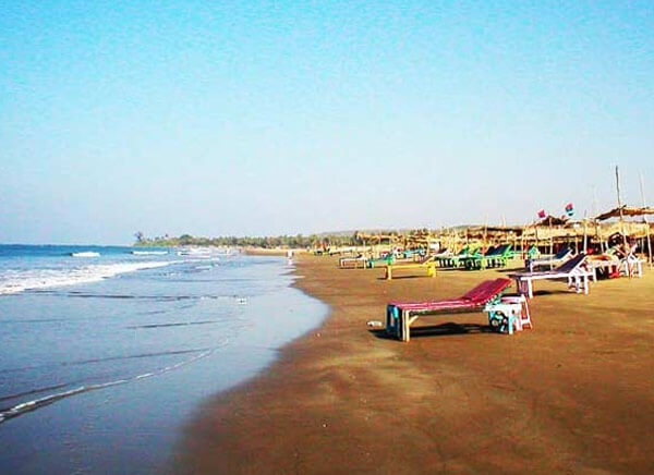 Morjim Beach Goa Attractions Adventure Water Sports Activities