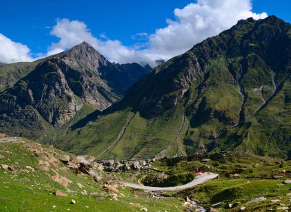 8 Days - Himachal Hill Station Tour