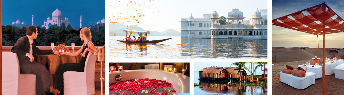 Honeymoon Tour Packages India