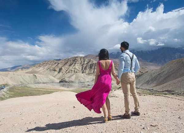 7 Days Leh Ladakh Honeymoon Tour
