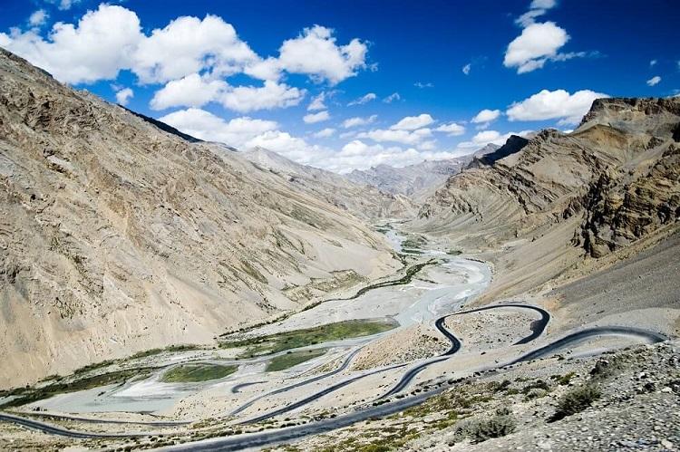 Gata loops, Jammu & Kashmir