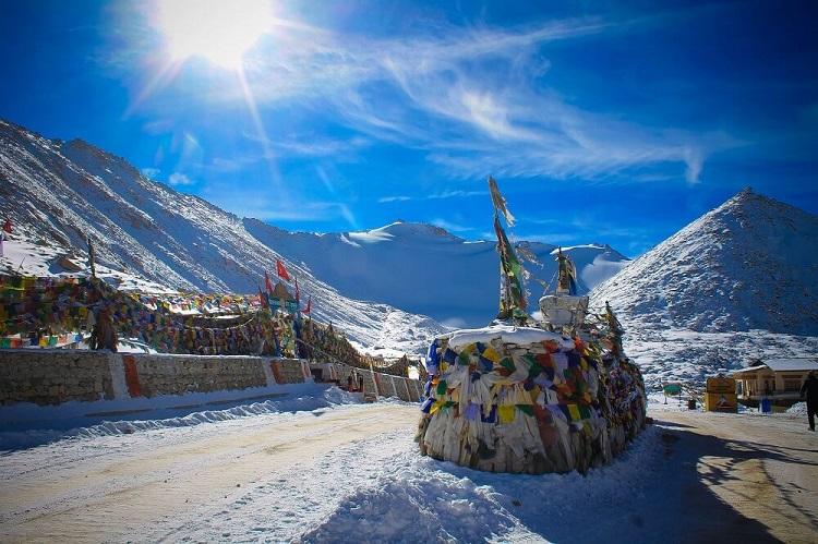 Khardung La Pass, Ladakh
