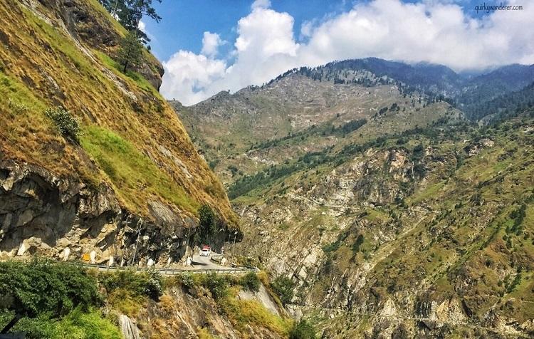 National Highway 22, Himachal Pradesh