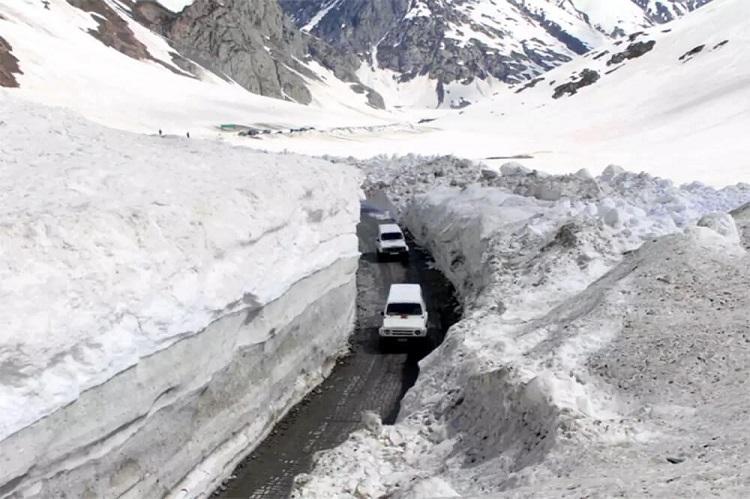 Zoji la Pass, Ladakh